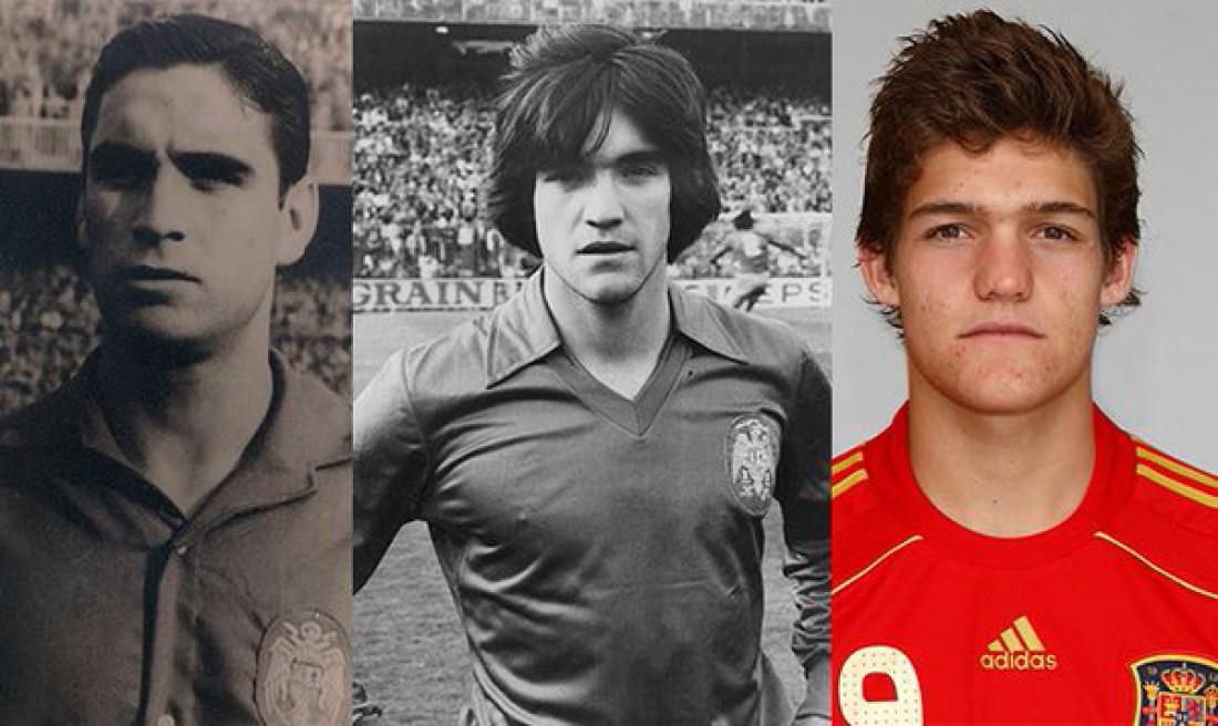 Три поколения игроков