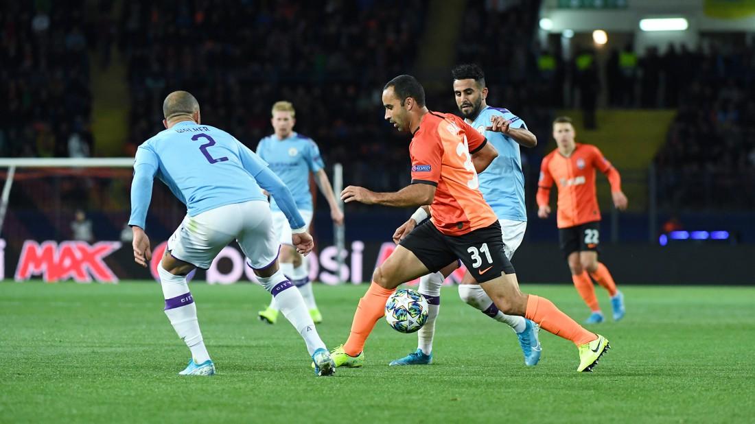 Манчестер Сити - Шахтер: анонс и прогноз матча Лиги чемпионов