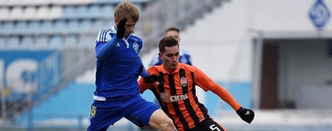 Динамо сыграет с Шахтером