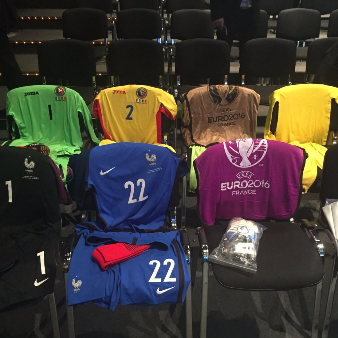 Форма сборных Румынии и Франции на первый матч Евро-2016