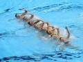 Сборная Украины по синхронному плаванию завоевала пятую медаль чемпионата мира