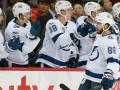 НХЛ: Тампа-Бэй обыграла Детройт