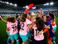 Барселона - триумфатор женской Лиги чемпионов