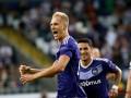 Теодорчик вновь забил за Андерлехт и побил рекорд 21 века