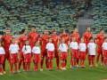 В Беларуси перед матчем Евро-2016 только с шестой попытки включили гимн Македонии