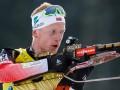 Биатлон: Бе выиграл спринт в Нове Место, лучший из украинцев Пидручный в топ-20
