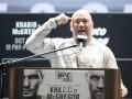 Хабибу не удастся сохранить полную сумму гонорара – президент UFC