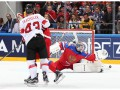 Россия – Швейцария 5:1. Видео шайб и обзор матча чемпионата мира