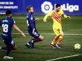 Месси провел 500 матчей за Барселону, установив рекорд среди легионеров Ла Лиги