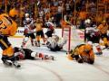 НХЛ: Нэшвилл вышел вперед в серии против Анахайма
