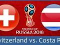 Швейцария – Коста Рика 1:0 онлайн трансляция матча ЧМ-2018