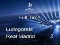 Лудогорец - Реал  Мадрид- 1:2. Видео голов матча Лиги чемпионов