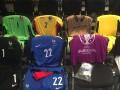 Стала известна игровая форма на матч открытия Евро-2016