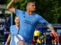 Милевский потроллил себя после победы в матче чемпионата Беларуси