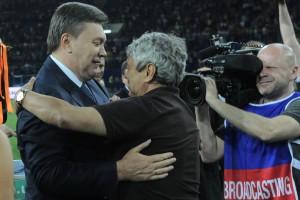 Мирча Луческу доволен новым трофеем