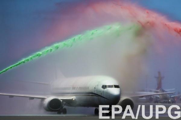 Самолет с португальской сборной приземлился в Лиссабоне