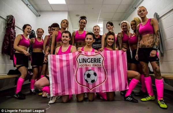 Lingerie Football League UK