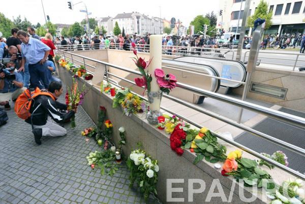 В Мюнхене чтят память погибших