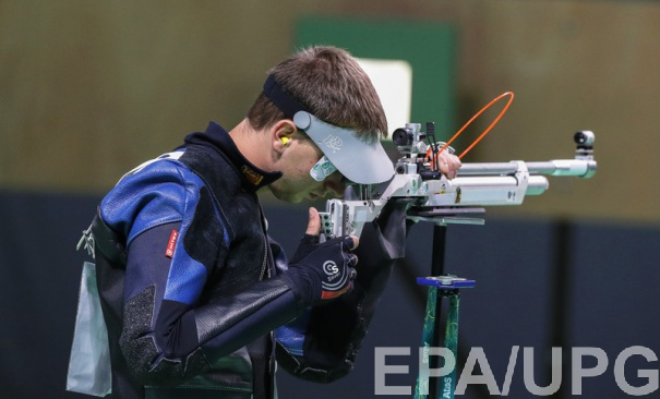 Кулиш завоевал для Украины первую медаль в Рио