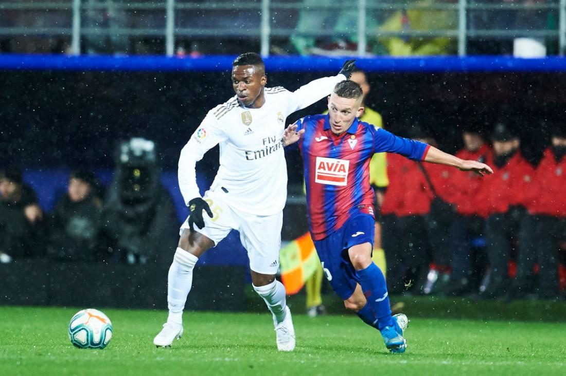 Эйбар - Реал: видео голов