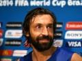 Наставник сборной Италии может не взять Пирло на Евро-2016