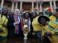 Ограблена штаб-квартира FIFA в ЮАР. Похищено семь копий Кубка мира и два свитера