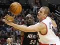 NBA: 38 очков Джеймса помогли Майами выиграть в Портленде