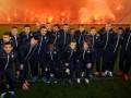 Команда Милевского в знак протеста не вышла на матч чемпионата Хорватии