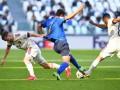 Италия — Бельгия 2:1 видеообзор матча за третье место Лиги наций