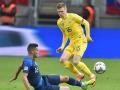 Украина пропустила 4 гола в официальном матче впервые за 12 лет