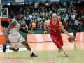 Команда украинца вышла в полуфинал баскетбольной Лиги чемпионов