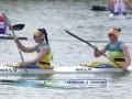 Украинцы завоевали три медали на этапе Кубка мира по гребле