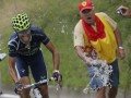 Вальверде одержал победу на 17-м этапе Тур де Франс