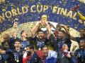 Сборная Франции готовится к матчу с Германией в Диснейленде