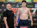 Украинский боец Спивак: Хочу забрать пояс чемпиона UFC и стать первым номером
