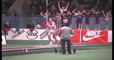 Спортивная история: Сергей Бубка празднует 50-летие
