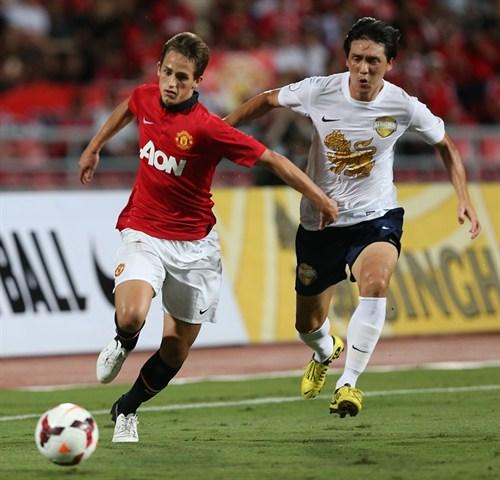 Манчестер Юнайтед проиграл в первом матче межсезонья
