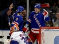 NHL: Федотенко поучаствовал в разгроме Островитян