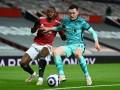 Ливерпуль в гостях крупно обыграл Манчестер Юнайтед