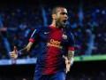Дани Алвес хочет остаться в Барселоне - СМИ