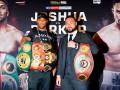 Джошуа – Паркер: как прошла первая встреча боксеров