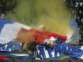 Болельщики загребского Динамо получили три месяца тюрьмы за драку в Париже