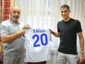 Буэно в Динамо взял себе номер экс-легенды столичного клуба