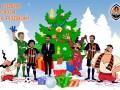 Как казаки в футбол играли: Шахтер поздравил фанатов новогодним мультфильмом