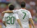 Матч Португалия - Чехия в зеркале статистики