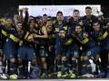 Бока Хуниорс впервые в истории завоевал Суперкубок Аргентины