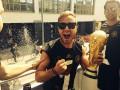 Чемпионское гуляние: Как встретили сборную Германии на родине
