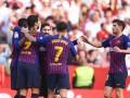 Барселона обыграла Севилью благодаря хет-трику Месси