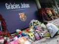 Барселона почтит память Йохана Кройфа во время матча с Реалом