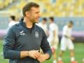 Шевченко: Матч с Нигерией будет для нас информативным